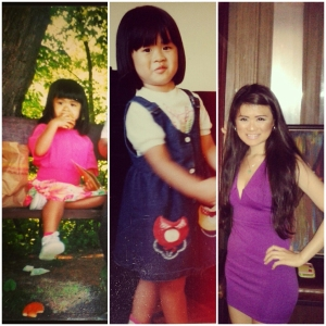I was a chubby kid who loved fast food and processed foods back then. These days, I stay active, eat clean for the most part, take certain supplements, & listen to my body. I have never felt better!