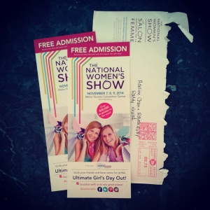 The National Women's Show has partnered up with Raddy Health to give away a pair of tickets to one lucky reader!