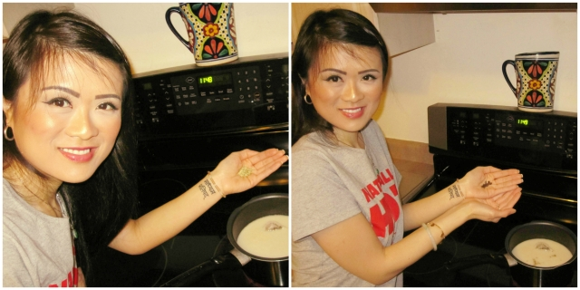 Chai Tea Latte - Steps 3 & 4