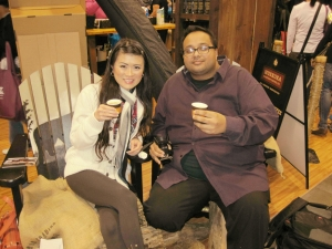 Me & Raj w/ Muskoka Roastery Coffee Co.